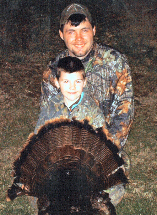 Macon County Chronicle - Junior Turkey Hunt