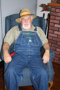 2014 Mr. Hillbilly Bill Gordon