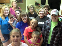 Calvary Baptist Church had a Summer Food Ministry that was a wonderful accomplishment for the members of the church.