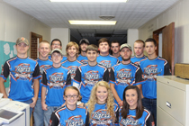 The Macon County High School Trap Team was recognized for their achievements over the summer by the Macon County Board of Education last Thursday, October 1. Pictured above are seniors: Brock Rutan, Eli Doss; Juniors: Grant Towns, Daniel Holland, Mason Gunter, Hunter Dyer, Dylan Butler; Sophomores: Danny Murray, Mason Trent, Maleah Leath, Hunter Dickens, Hunter Bolton, Hailey Brewer; Freshman: Brooklyn Driver, Lana Hix, Chance Boles, Austin Smith, Dylan Swindle, Hayden Wright, Lucas Dyer