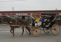 Carriage rides, train rides, outhouse races and storytelling are just a few of the activities that will be available at this year's event.