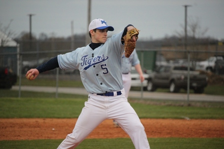 Tigers Split with Upperman