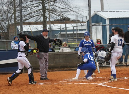 MCHS Softball has Busy Week