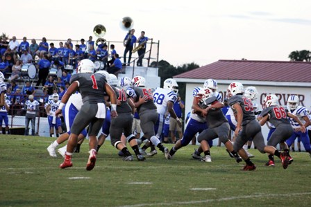 Gordonsville wins big over Bulldogs
