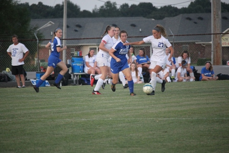 MCHS Soccer Loses to White House