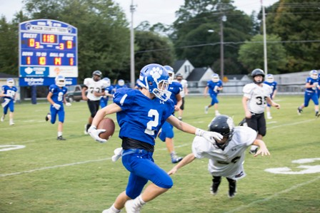 Macon Junior High Defeats Smith County