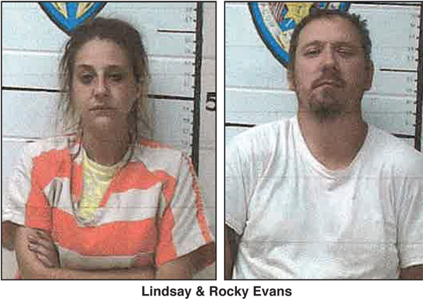 Husband & Wife Jailed for Break-Ins