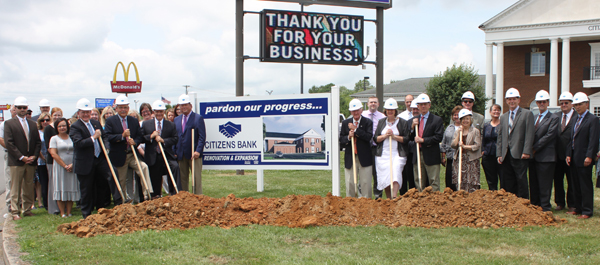 Citizens Bank Announces Main Office Expansion & Renovation
