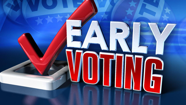 Early Voting in Full Swing for County Primary & Lafayette City Election
