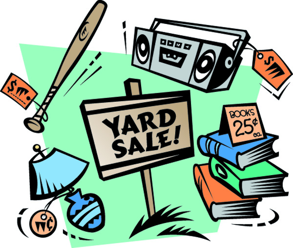 Highway 52 Yard Sale This Weekend