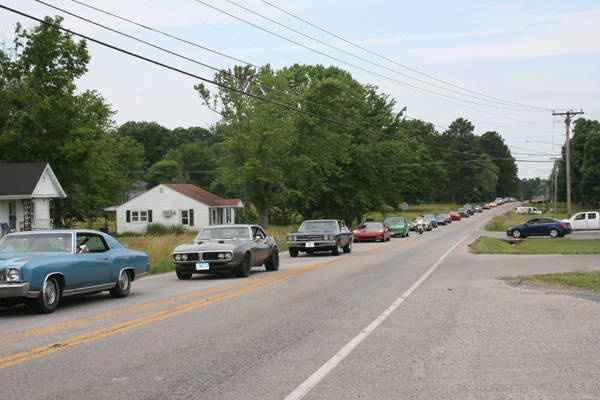 Hot Rod Power Tour Rolls Through Lafayette