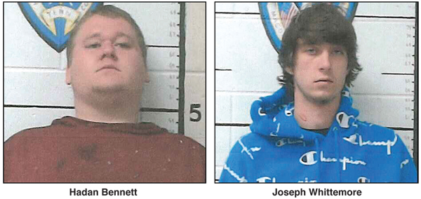 Two Charged With Aggravated Robbery & Burglary