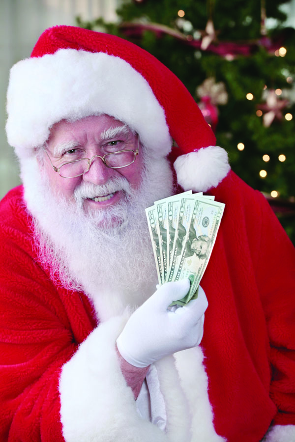 $1,000 in Cash Giveaways at Christmas on the Square