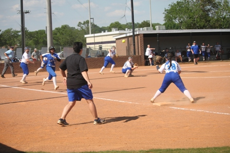 Tigerette softball ends season
