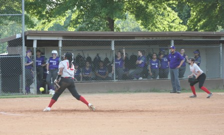 Lady Bulldogs lose to Clay County