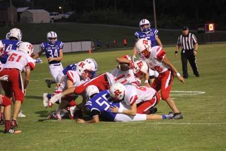 Jackson County Wins Big Over Bulldogs