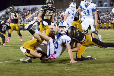 DeKalb County comes from behind to deeat Tigers