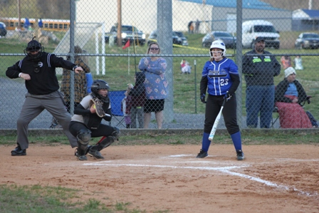Lady Bulldogs Blow Big Lead at Jackson County