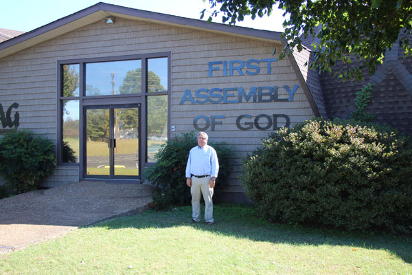 An Act of Goodwill: Giveaway at First Assembly Of God