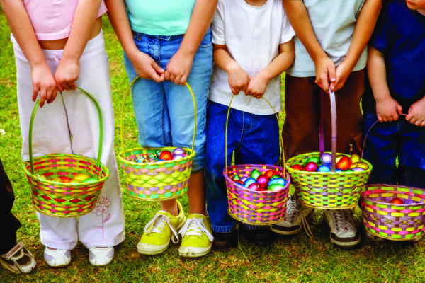 Macon Bank & Trust Easter Egg Hunt This Saturday!