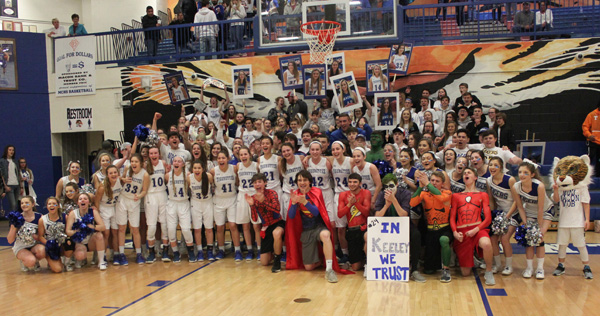 Three-Peat is Soooo Sweet! Tigerettes Advance to State Tournament