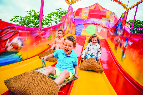 County Fair scales back to basics - no rides or night time entertainment
