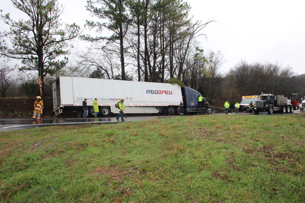 Trousdale County Wreck Kills Two: Five fatalities in Less Than a Week on Area Highways