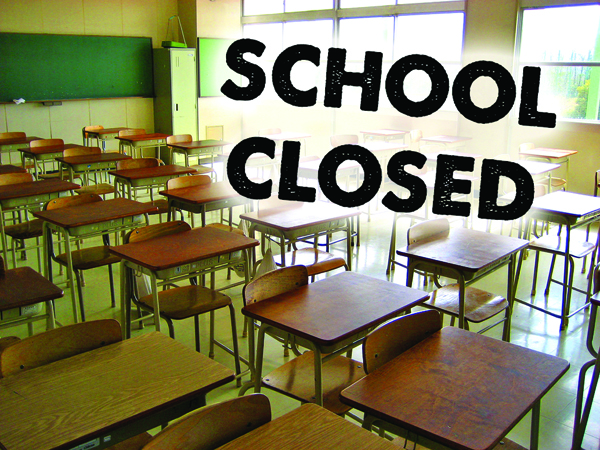 Macon County Schools Closing March 17- April 12