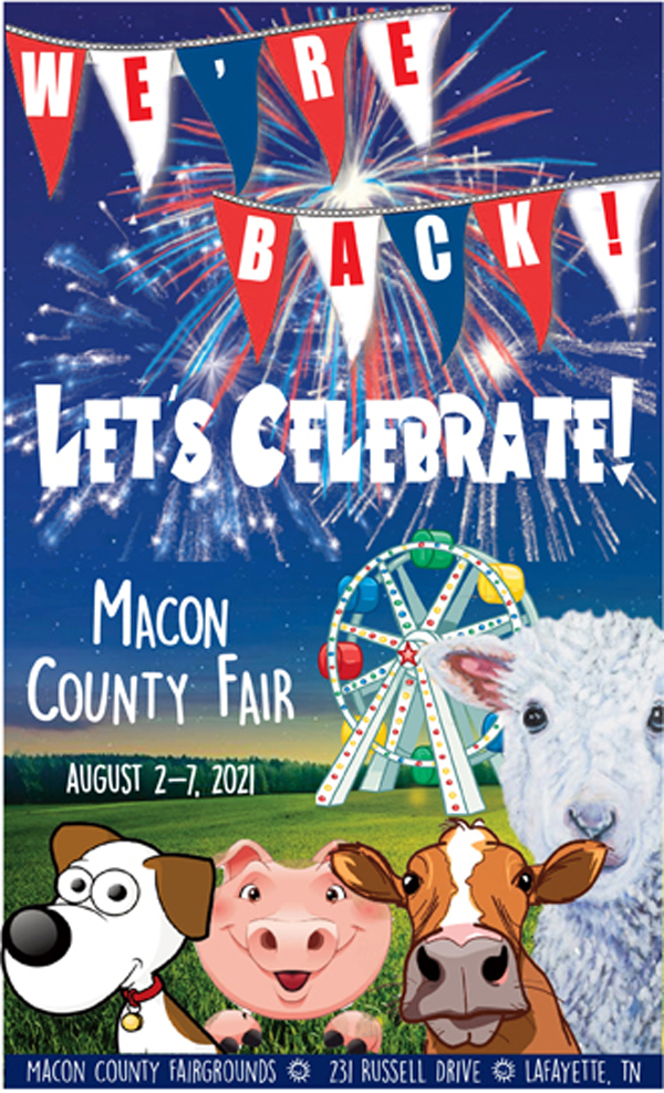 News in Macon County TN | News Weather Sports Obituaries Classifieds  Lifestyle | Red Boiling Springs LaFayette - The Macon County Fair is Back!