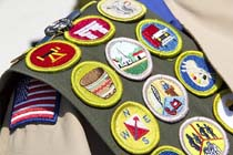 The Mommy Memoirs: Merit Badges