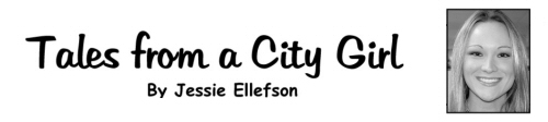 tales from a city girl blog