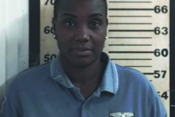 Prison Guard Charged With Sexual Contact With Inmate