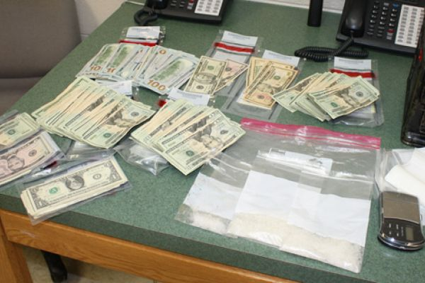 Suspected Local Drug Dealer Arrested