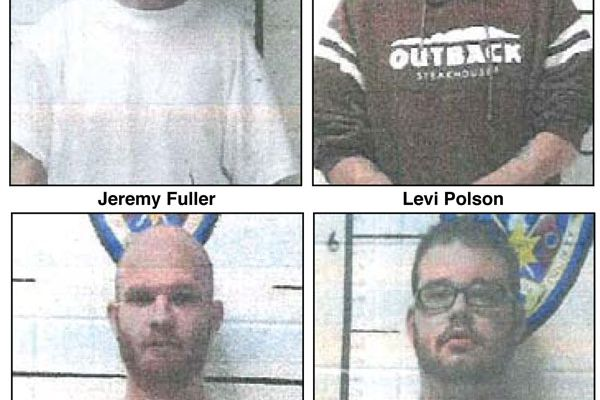 Four Escaped Jail Inmates Captured