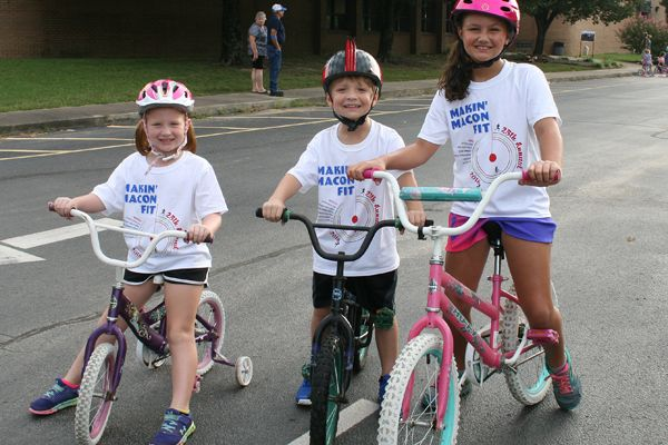 26th Annual Makin' Macon Fit Family Fitness Festival, Sept. 7