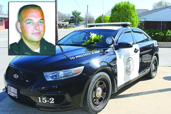 LPD Officer Jake Jordan Laid to Rest