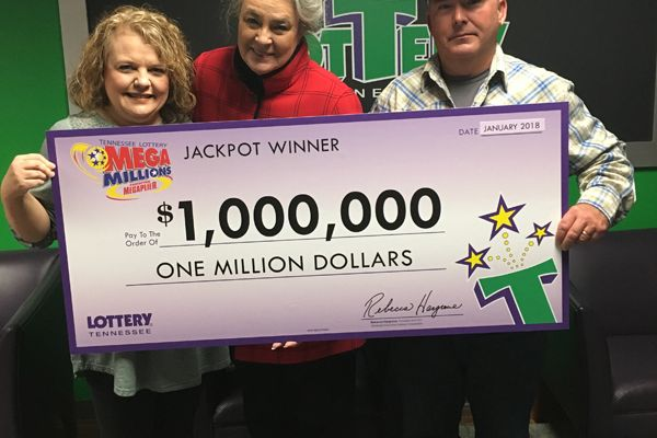 RBS Couple Wins $1,000,000 in Lotto!